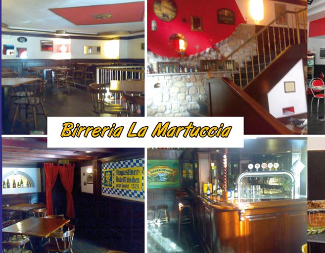Birreria La Martuccia