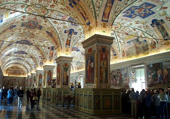 Musei vaticani e cappella sistina roma - Le finestre sul vaticano ...