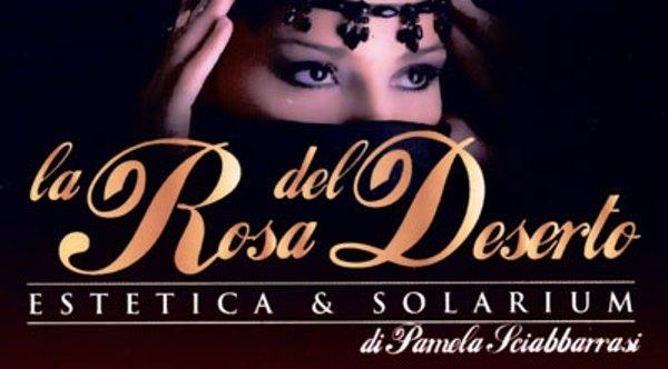 la rosa del deserto